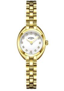 Rotary Womens Analogue Classic Quartz Watch